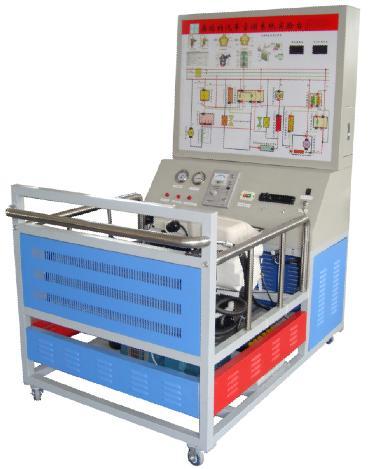 桑塔纳2000空调系统实验台