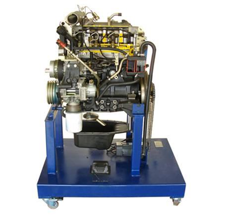 柴油机发动机解剖模型