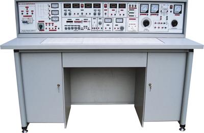 BC-528C型电工模电数电电气控制(带直流电机)实验室设备