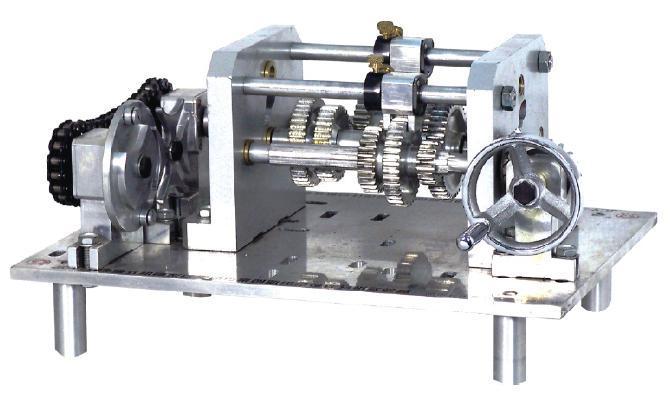 便携式机械系统传动方案创新组合设计分析箱