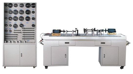 机械系统创新搭接及运动测试实训平台