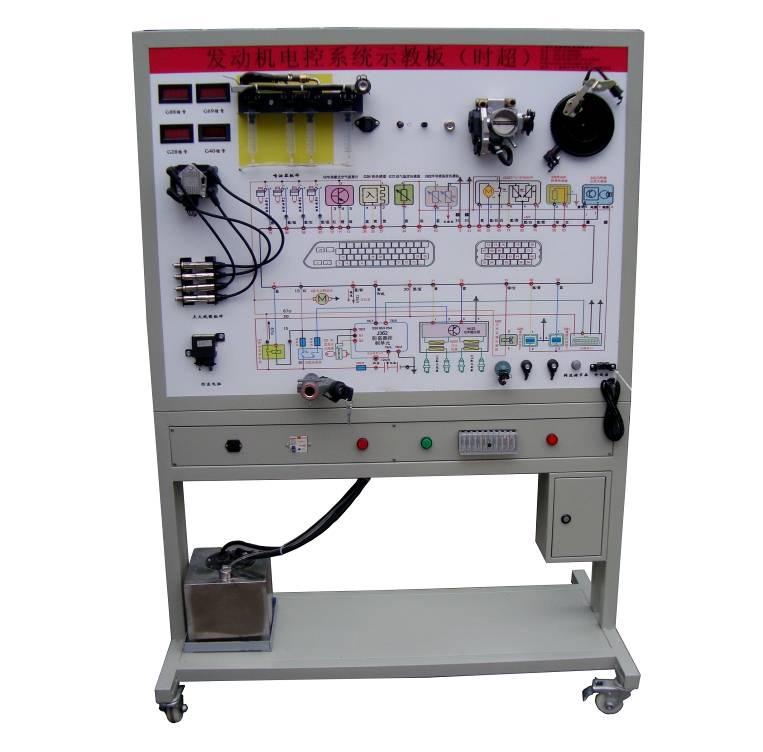 (一)产品简介        本产品选用全新大众ajr发动机电控系统材料为