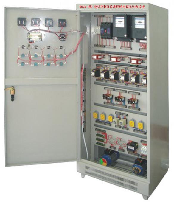 订货须知: 一、电机控制及仪表照明电路实训考核装置的产品名称与型号;电机控制及仪表照明电路实训考核装置的规格;电机控制及仪表照明电路实训考核装置是否带附件以便我们的为您正确选型。 二、若已经由设计单位选定博才公司的电机控制及仪表照明电路实训考核装置的型号,请按{}的型号直接向我司销售部订购。 三、当使用的场合非常重要或环境比较复杂时,请您尽量提供设计图纸和详细参数,由我们的博才科教专家为您审核把关。 四、如各采购单位对设备有任何疑问,请致电:021-56327980,我们将由专业技术人员为您提供有关{