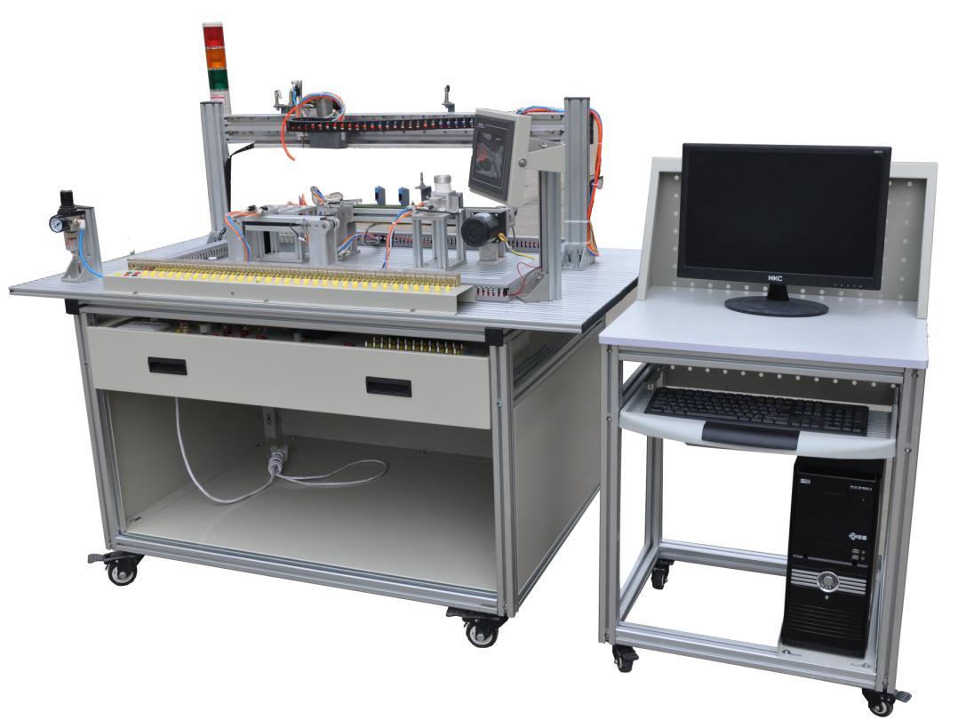光机电一体化循环控制实训考核装置