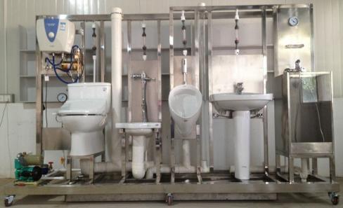 卫生室设备安装与控制实验装置