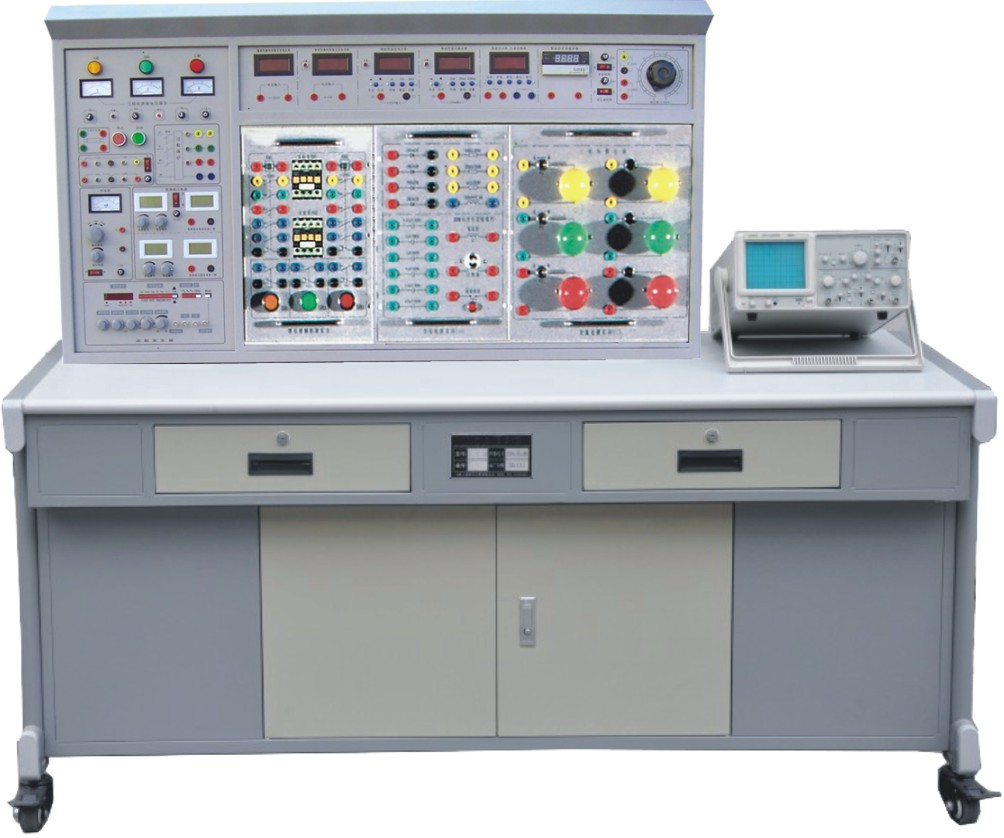 高性能电工技术实训考核装置