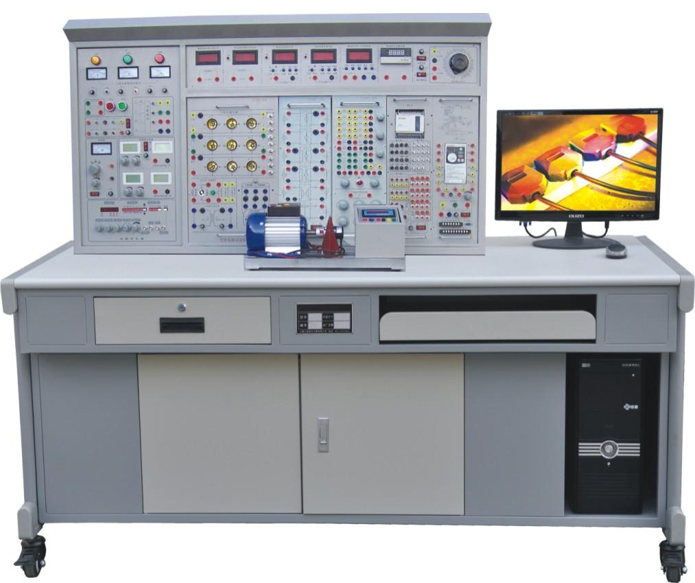 高性能电工电子电拖自动化技术实训装置